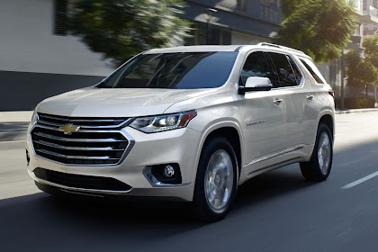 2021 Chevrolet Traverse Review, Specs, Price