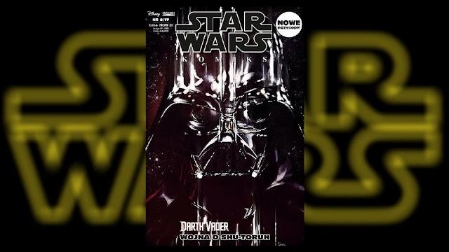 Recenzja - Star Wars Komiks (2/2017): Darth Vader: Wojna o Shu-Torun/C-3PO (+KONKURS!)