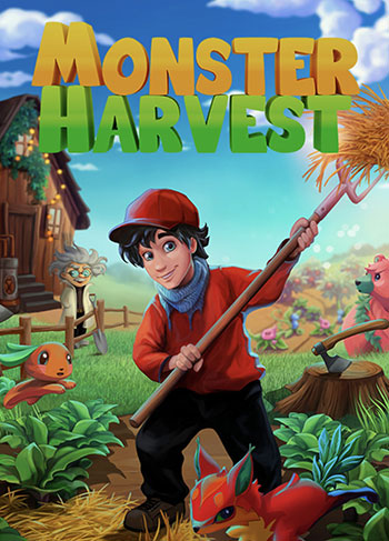 تحميل لعبة Monster Harvest