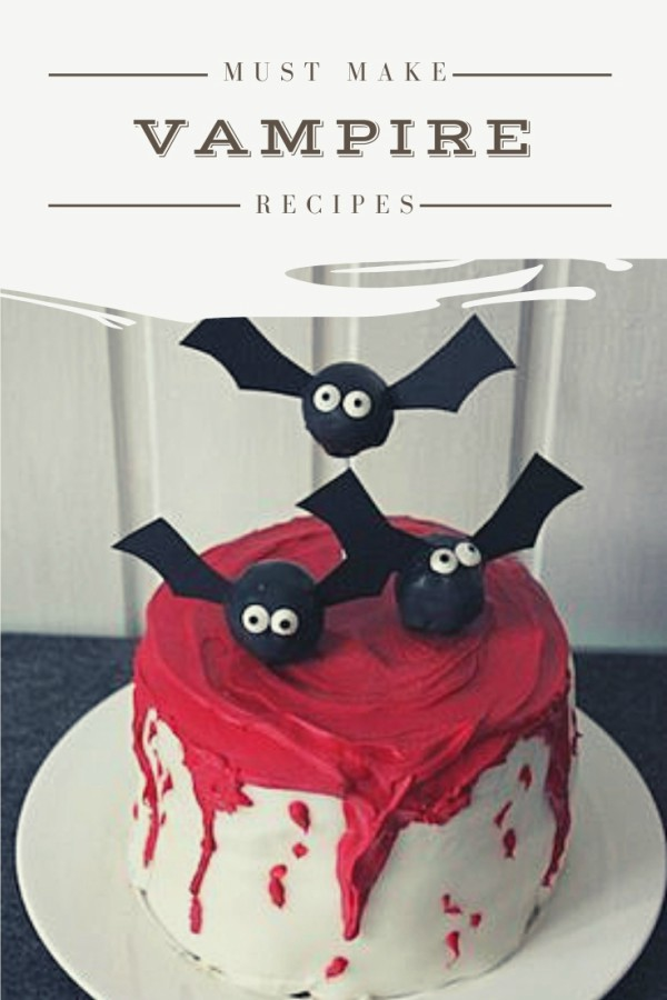 vampire recipes