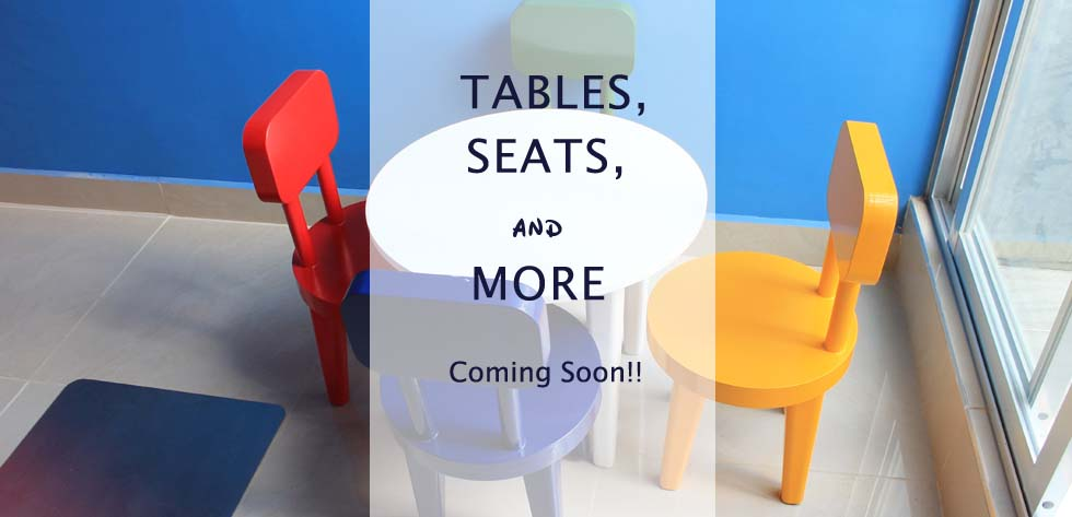Tables and Seats