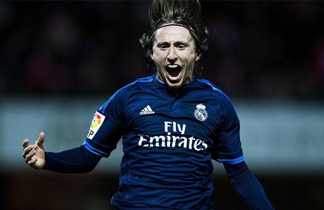 Kontrak Baru Luka Modric