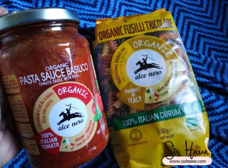 ALCE NERO - Makanan Organik Mesra Alam Dari Itali Untuk Kesihatan Yang Lebih Baik
