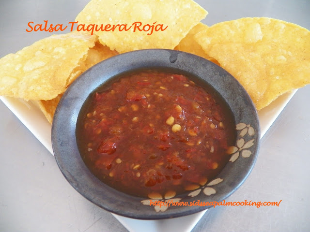 Salsa Taquera Rosa