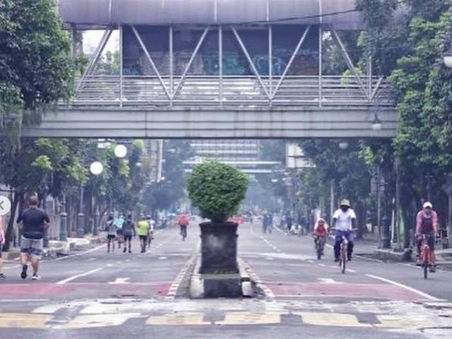 Sesuai Perwal No. 32 tahun 2020, Restoran dan Hotel di Kota Bandung Boleh Buka dengan Syarat
