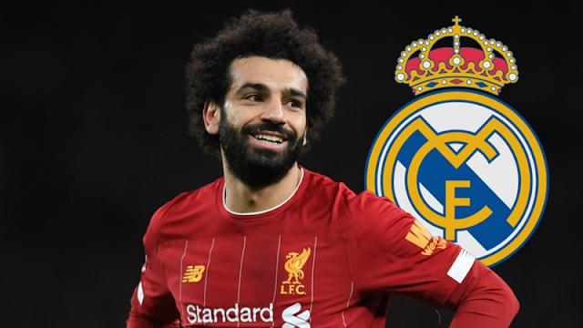 الكشف عن موقف محمد صلاح من الإنضمام لريال مدريد
