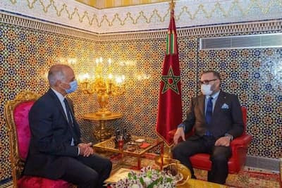 """الملك محمد السادس نصره الله يترأس مراسيم تقديم تقرير """"لجنة النموذج التنموي"""""""