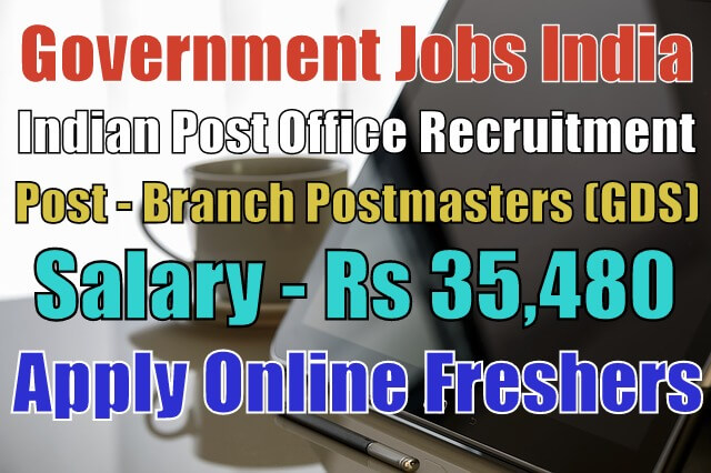 Indian Post Office Recruitment 2019 for 10066 GDS