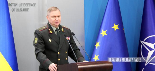 заступник Міністра оборони Олександр Дублян