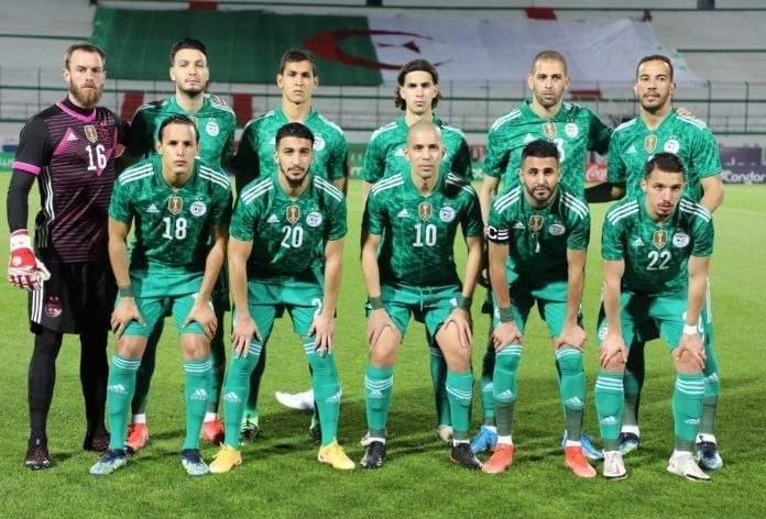 المنتخب الجزائري يراجع إلى المركز 33 في ترتيب الفيفا الشهري