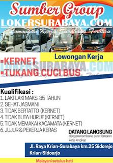Lowongan Kerja Terbaru di Sumber Group Surabaya Mei 2019