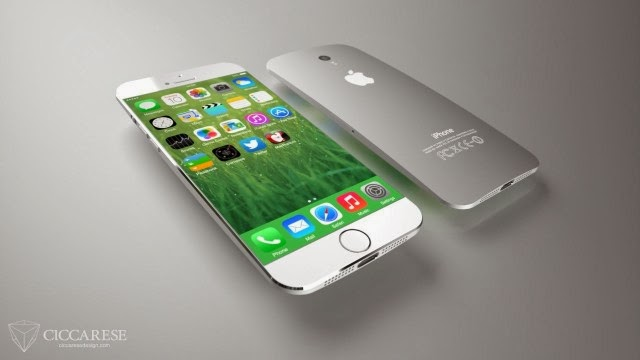 This sweet iPhone 6 concept is definitely worth checking out…