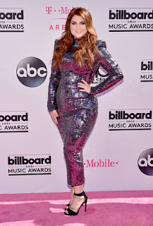 Watch Meghan Trainor perform her hit song No at The Billboard Music Awards now at JasonSantoro.com