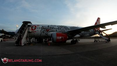Airasia A320 100th Dragon Livery