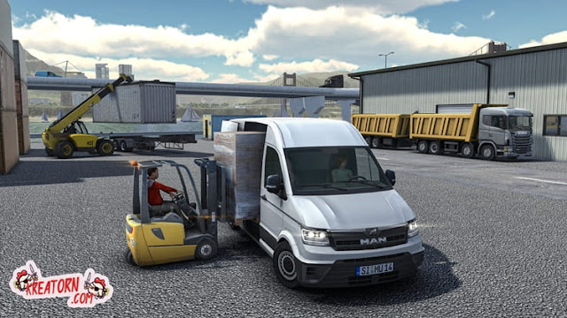 Truck-and-Logistics-Simulator-Sistem-Gereksinimleri