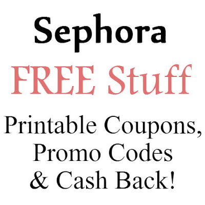 Sephora Printable Coupon February, March, April, May, June, JUly 2016
