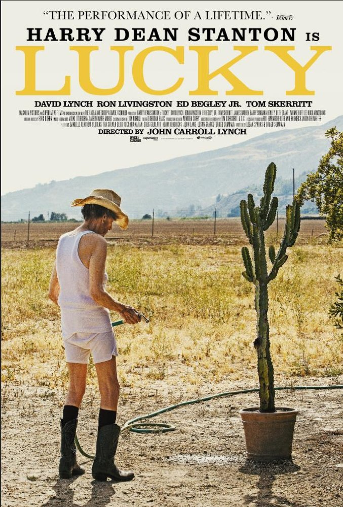 Watch Movies Lucky (2017) Online