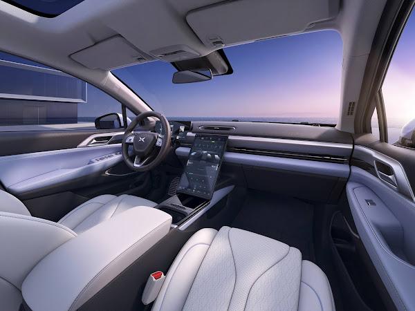 XPeng P5 lançado como 1º carro com condução autônoma no mercado