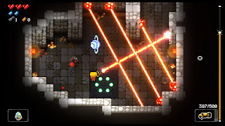 Enter The Gungeon - Scene