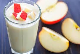 How to make apple milkshake recipe