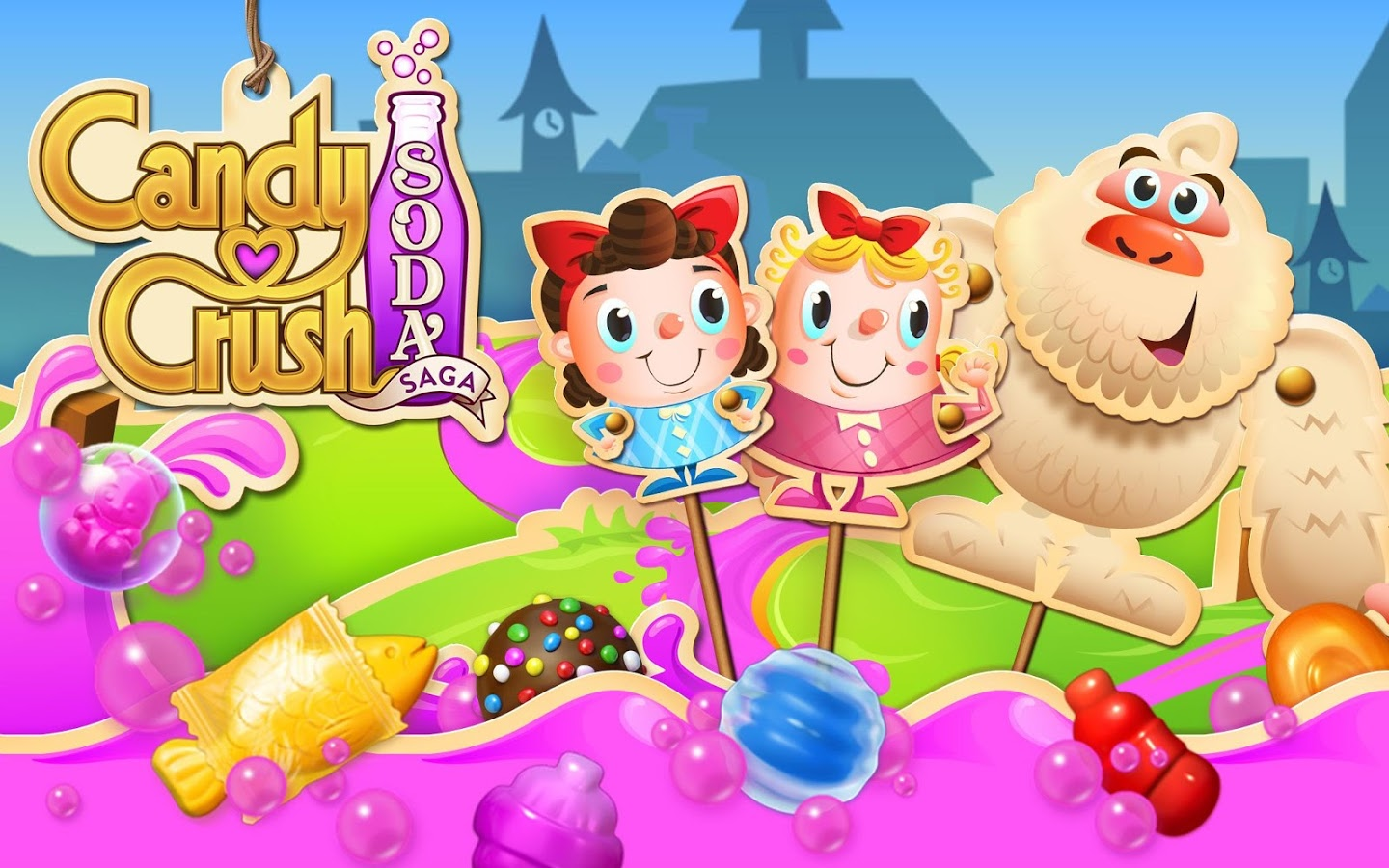 Follow Candy Crush Saga on GameHunters.Club to get the latest cheats, extra lives, cheat engine hacks & tips. Join us no registration required
