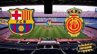 PARTIDO HOY Barcelona vs Mallorca EN VIVO EN DIRECTO