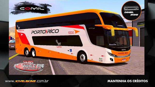 COMIL CAMPIONE INVICTUS DD - VIAÇÃO PORTO RICO