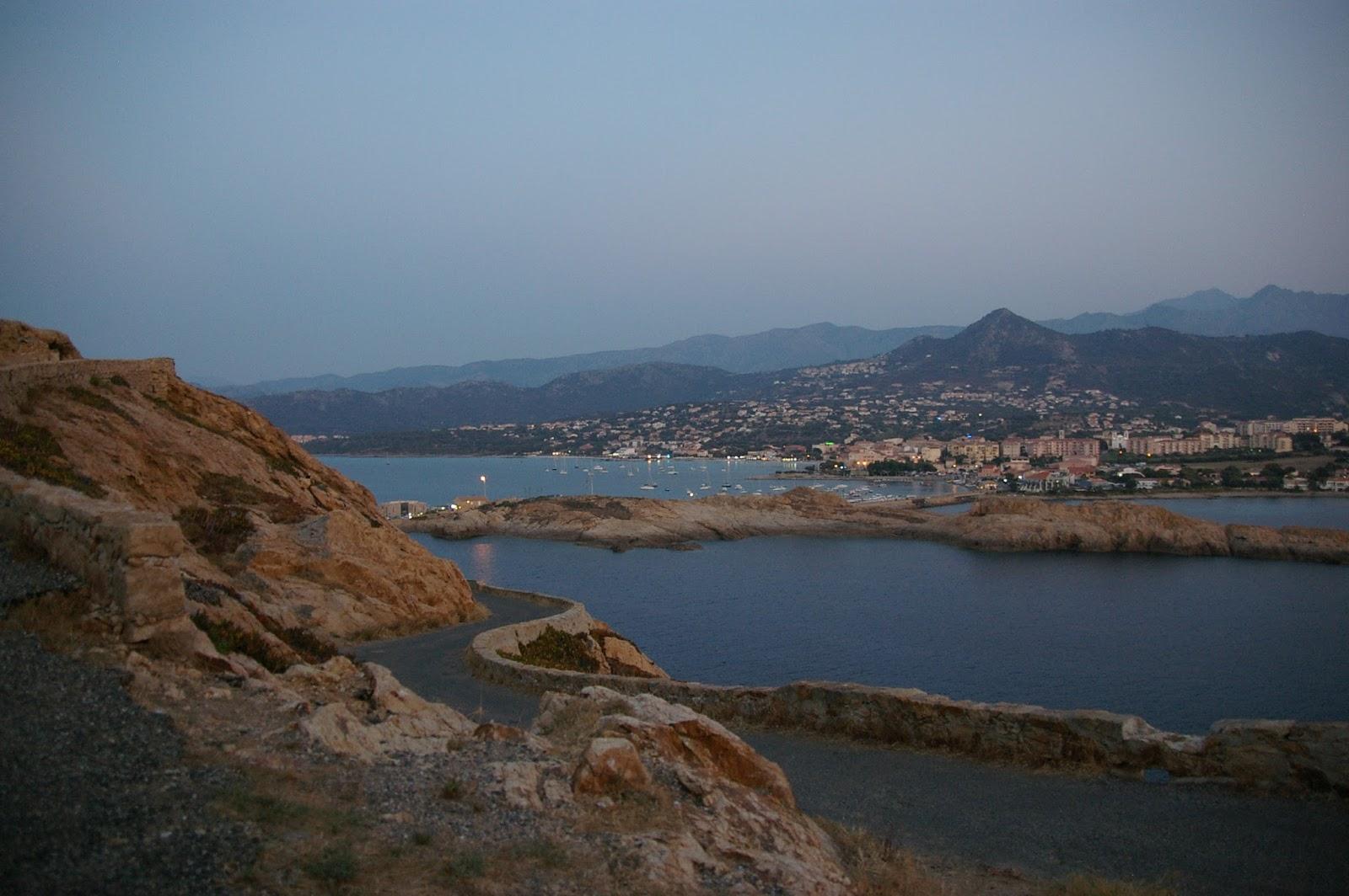 Korsyka Ile Rousse