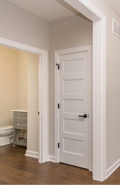 five panel interior doors
