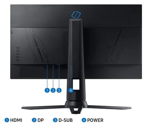 SAMSUNG LF27G35TFWNXZA Odyssey G3 Gaming Monitor
