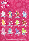 My Little Pony Wave 16A Minuette Blind Bag Card