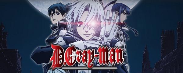 D.Gray-Man - Todos os Episódios