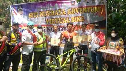 ISSI Payakumbuh Naik Podium di XC Fun Race GSNA 2021