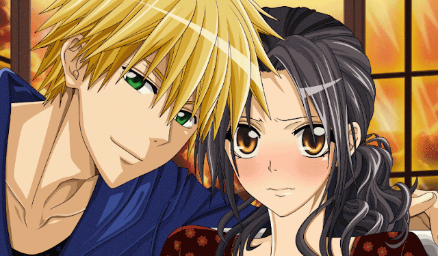 Pasangan Anime Terbaik - Misaki Ayuzawa X Usui Takumi