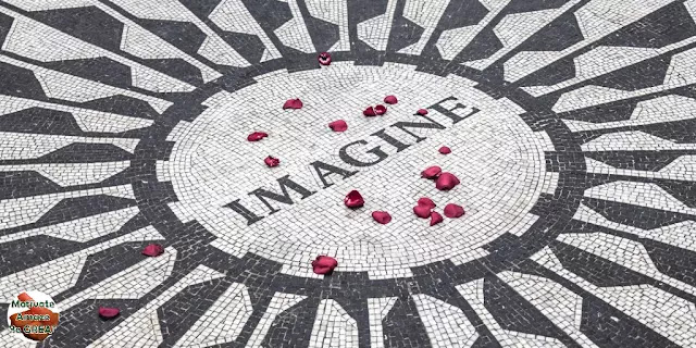 "John Lennon Quotes About Life And Lessons To Inspire You"". Imagine, Memorial."