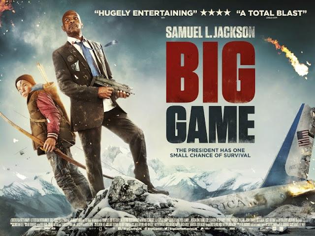 Big Game (2014) ταινιες online seires xrysoi greek subs