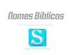 Nomes Bíblicos Letra A