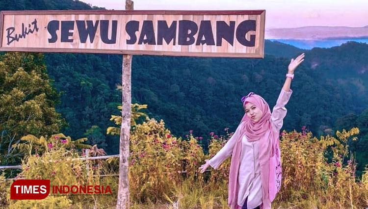 Bukit Sewu Sambang, Memandangi Keindahan Selat Bali Dari Tanah Banyuwangi