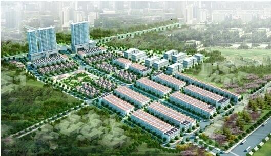 Ảnh minh họa khu đô thị 319 Yên Mỹ Hưng Yên.