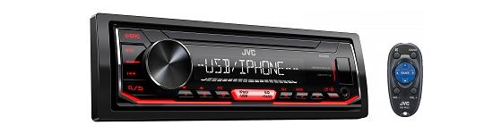 JVC KD-x152 Digital Media Receiver