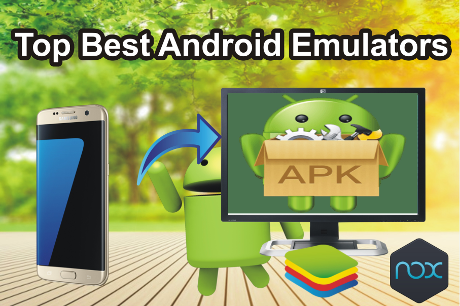 Top 10 Android Best Emulators for Windows 7/8/10 Free