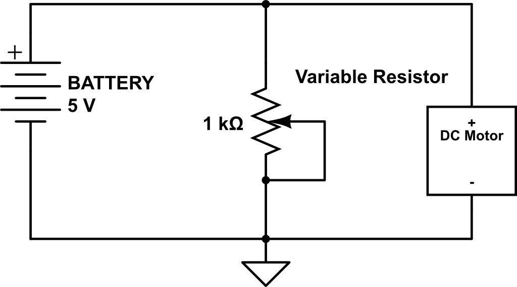 Speed control of DC motor ~ ELECTRONICS PROJECTS