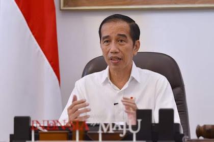5 Arahan Presiden Soal Skema Program Perlindungan dan Pemulihan Ekonomi Utamanya UMKM