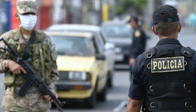 Fuerzas Armadas y la Policía Nacional
