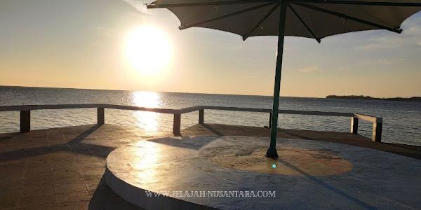 jelajah wisata paket royal island resort pulau kelapa 2 hari 1 malam
