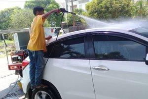 Tempat Cuci Mobil  🚙🚗