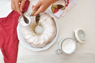 How to make icing sugar in Thermomix