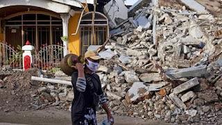 Tinjau Penanganan Gempa di Majene dan Mamuju, Jokowi Bertolak ke Sulbar