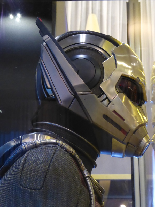 AntMan helmet Captain America Civil War