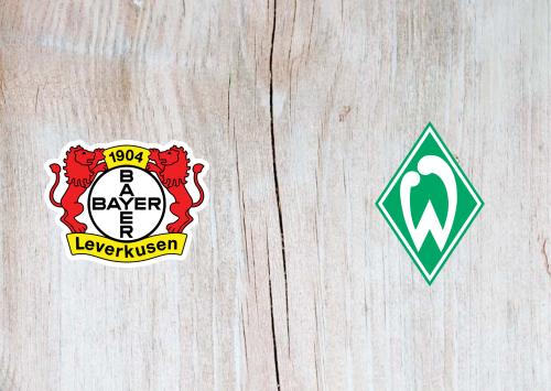 Bayer Leverkusen vs Werder Bremen -Highlights 26 October 2019